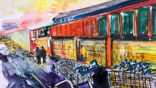 A Supermarket Love Story